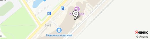Ju & S на карте Московского