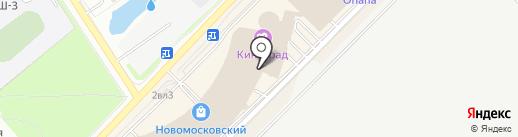 BEST.A на карте Московского