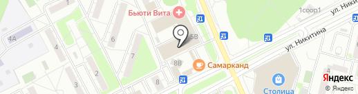 Michelle на карте Московского