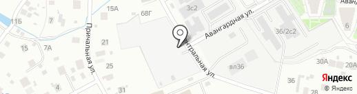Avto-Brand на карте Красногорска