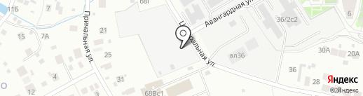 Маркетинг-центр на карте Красногорска
