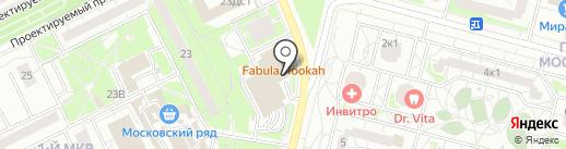 Банкомат, Московский кредитный банк, ПАО на карте Московского