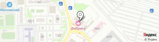 Авиценна на карте Московского