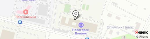 Шанс на карте Химок