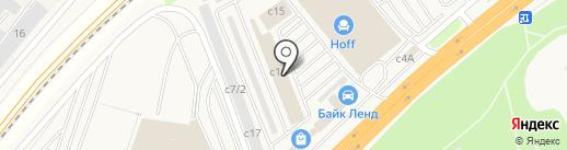 Салон света на карте Новоивановского
