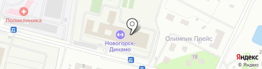 БарБошко на карте Химок