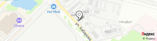 ПрицепСервис на карте Московского