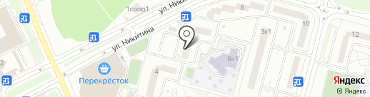 J`adore kari на карте Московского