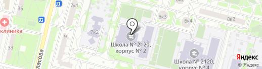 Royal Sport на карте Московского