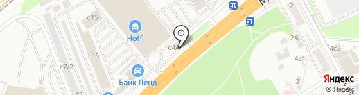 Кафе на карте Новоивановского