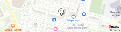 Оптово-розничный магазин на карте Московского