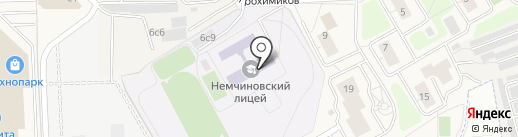 ТРИО на карте Новоивановского