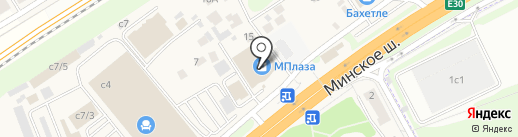 Домашние кинотеатры на карте Новоивановского