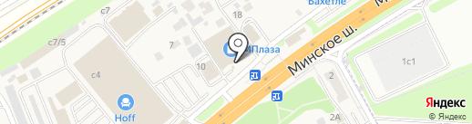 DG MARELLI на карте Новоивановского