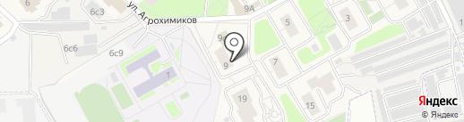 ИМПЕРИАЛ на карте Новоивановского