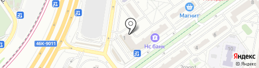 РемСтройКомплект на карте Красногорска