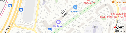 iPoima на карте Красногорска