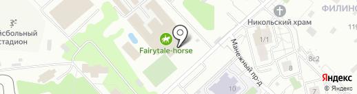 ЭквиВет на карте Химок
