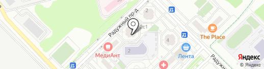Nimb на карте Московского