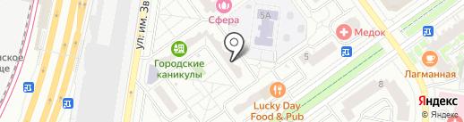 Статера-Про на карте Красногорска