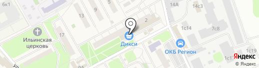 Мицар-Н на карте Новоивановского