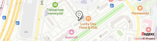 British Academic Centre на карте Красногорска