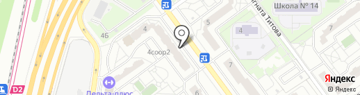 KMD technology на карте Красногорска