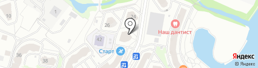 МясникЪ на карте Красногорска