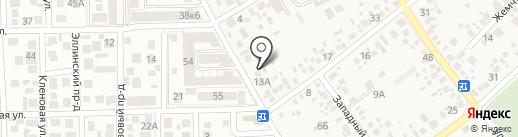 StarGaz на карте Анапы
