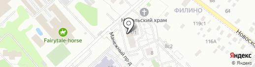 Виктория на карте Химок