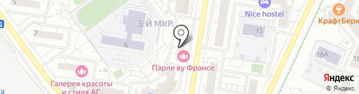 Стиль 20/12 на карте Красногорска