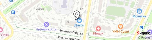 Tutti на карте Красногорска