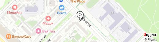 Fotochka на карте Московского