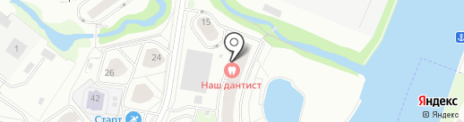 ЦЕЛЬСИУМ на карте Красногорска