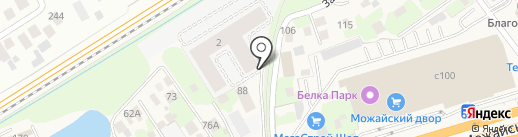 Стандарт на карте Новоивановского
