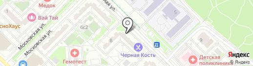 Faberlic на карте Московского