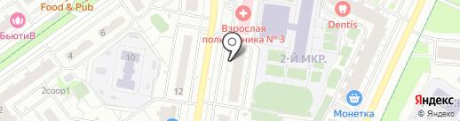 Fresh Dental на карте Красногорска