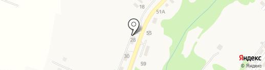 Амбулатория №3, Управление здравоохранения на карте Анапы