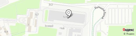 Пионер-Форма на карте Новоивановского