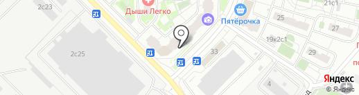 SEABAKET на карте Московского