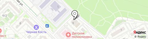 WeGym на карте Московского