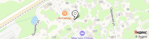 Lucky на карте Новоивановского