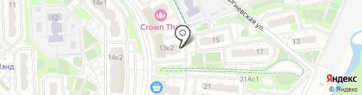 Мастерская бытовых услуг на карте Московского