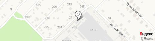 Успех-Подольск на карте Курилово