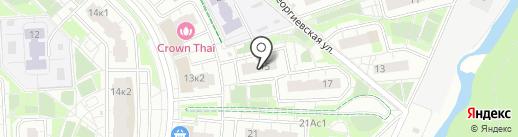 АР-СТАЙЛ на карте Московского
