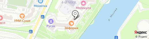 ВСЕГДА кофе на карте Красногорска