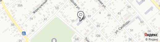 Детский сад №41 на карте Анапы