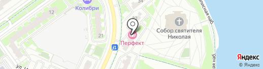 КрафтБери на карте Красногорска