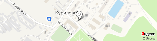 Qiwi на карте Курилово