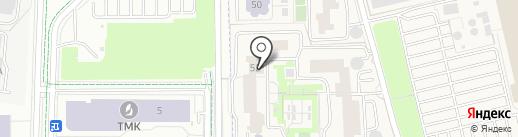 Славянка на карте Новоивановского